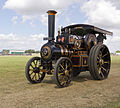 """Charles Burrell & Sons 8 NHP Road Loco """"Lord Nelson"""", Gloucestershire Steam & Vintage Extravaganza 2013.jpg"""