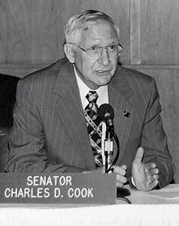 Charles D. Cook New York politician
