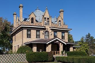 Franklin Township, Greene County, Pennsylvania - Charles Grant Heasley House