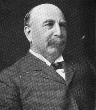 Charles Miller (businessman) - Miller in 1899