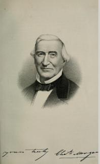 Charles Morgan (businessman) American railroad and shipping magnate