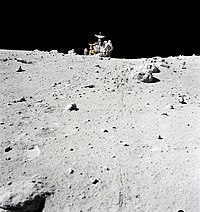 Charlie Duke and LRV at North Ray crater.jpg