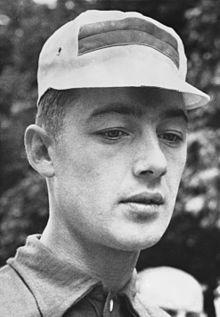 Чарли Галл, Neluxploeg 1959.jpg