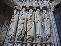 Chartres - cathédrale, transept nord (30).jpg