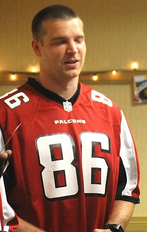 Chase Coffman - Coffman with the Atlanta Falcons