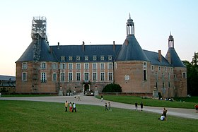 Image illustrative de l'article Château de Saint-Fargeau