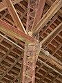 Chautauqua Pavilion (Hastings, Nebraska) interior support detail 1.JPG