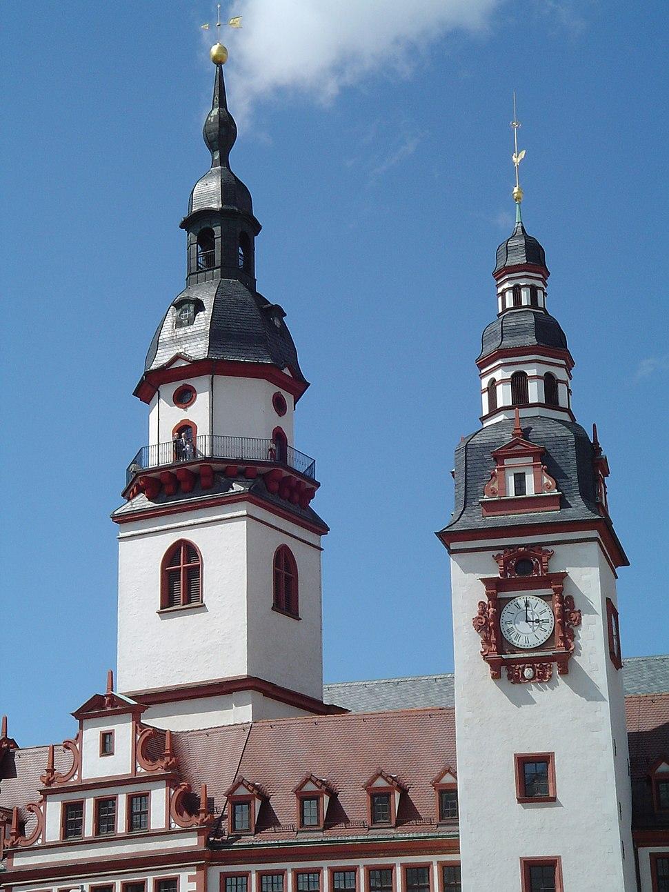 Chemnitz-altes-Rathaus
