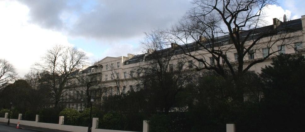 Chester Terrace London