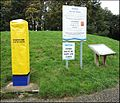Chew Valley Lake ... number 42 in the series, 'Parking fee machine covers of the world'. - Flickr - BazzaDaRambler.jpg