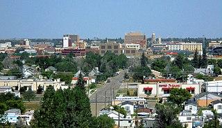 Cheyenne, Wyoming State capital city in Wyoming, United States