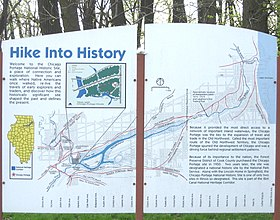 Chicago Portage Hike Into History.JPG