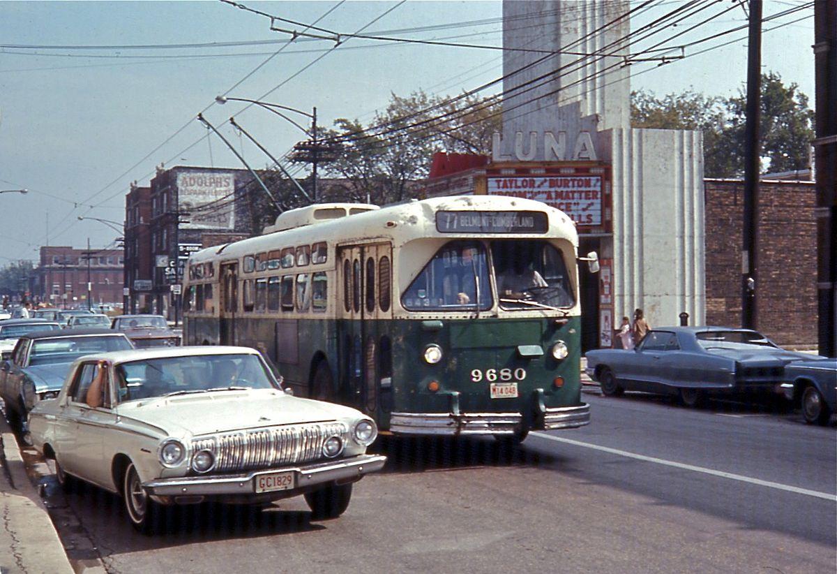 Belmont Avenue Chicago Wikipedia