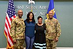 Chief Master Sgt. of the Air Force visit USASMA DSC 0207 (37534679441).jpg