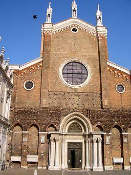 Chiesa SS.Giovanni e Paolo