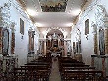 Chiesa di san giuseppe oppido mamertina wikipedia for Arredi interni san giuseppe vesuviano