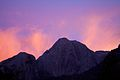 Chile - Cochamó climbing 21 - mountain sunset (6873692988).jpg