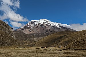 Cordillera Occidental (Ecuador) - The Chimborazo