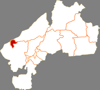 Nianzishan District District in Heilongjiang, Peoples Republic of China