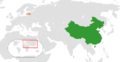 China Latvia Locator.png