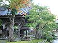 Chinzo temple urushiyama 2005-10-30.JPG