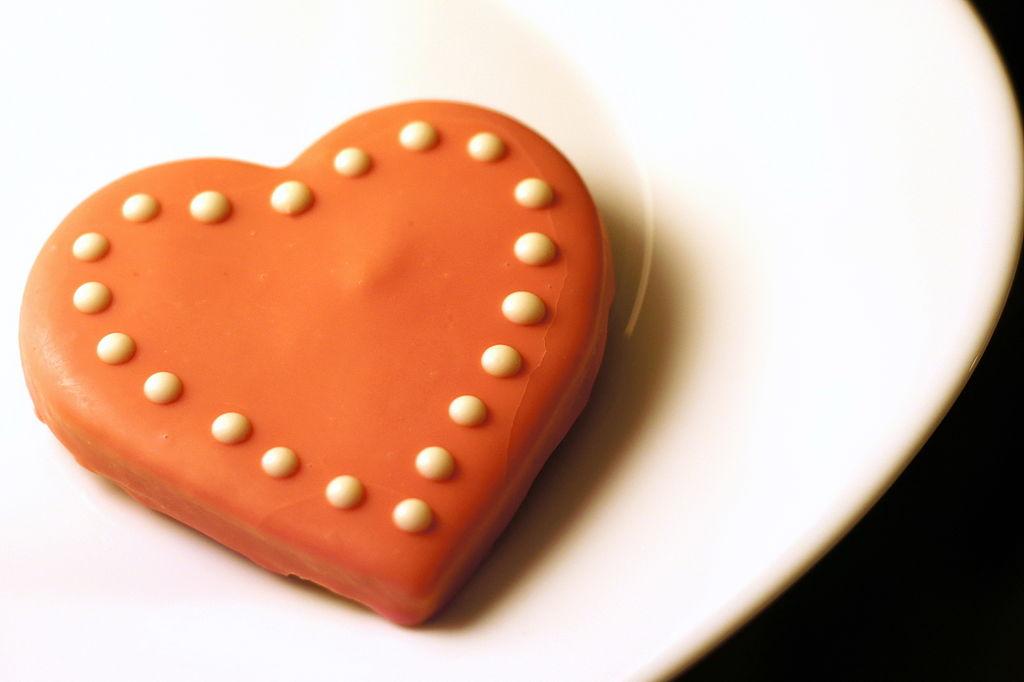 Heart Shaped Chocolate Cake Recipe Uk