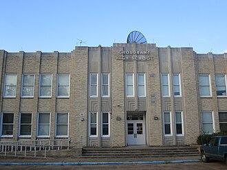 Choudrant, Louisiana - Choudrant High School
