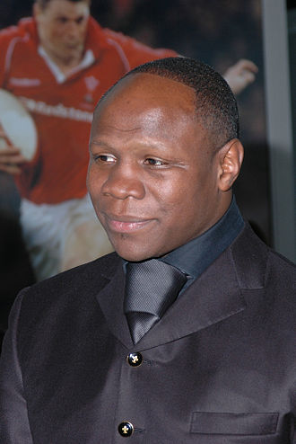 Chris Eubank - Eubank in 2005