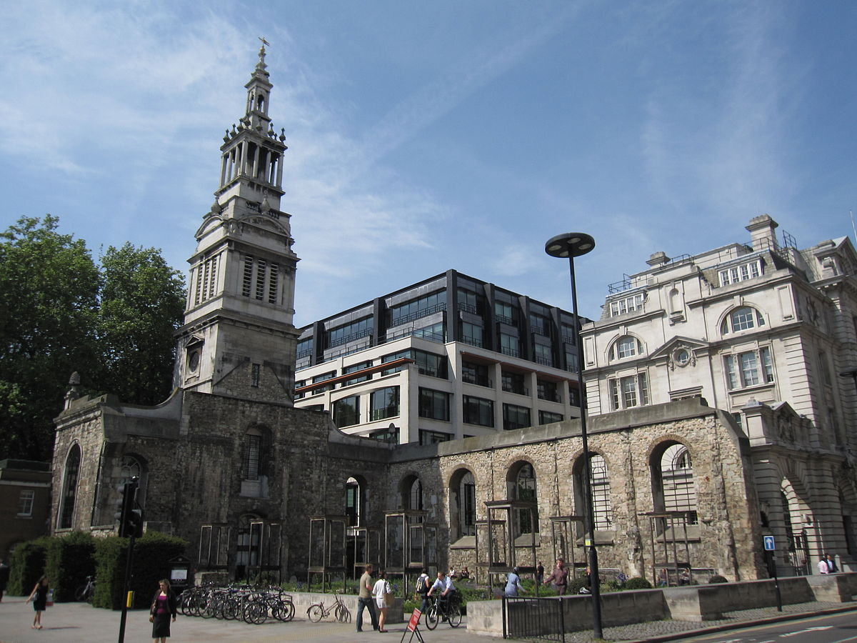 Christ Church Picture: Christ Church Greyfriars