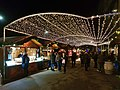Christkindlmarkt Innsbruck Marktplatz (20181205 185119).jpg