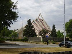 Church in Islamabad