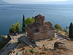 Church of St. John at Kaneo, Ohrid 01.jpg