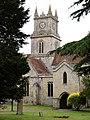 Church of St John the Baptist, Tisbury - geograph.org.uk - 1398200.jpg