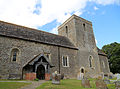 Church of St Mary the Virgin, Shipley, West Sussex, England ~ exterior from south.JPG