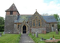 Church of St Peter, Washford Pyne (geograph 2412629).jpg