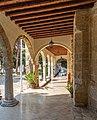 Church of Virgin Mary of Chrysopolitissa, Larnaca, Cyprus 14.jpg