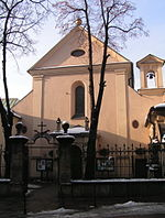 Church of the Annunciation in Kraków.JPG