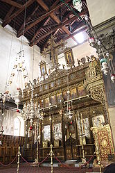 Church of the Nativity iconostasis 2010 7.jpg