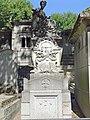 Cimetière de Montmartre - Sépulture de Théophile Gautier -2.JPG