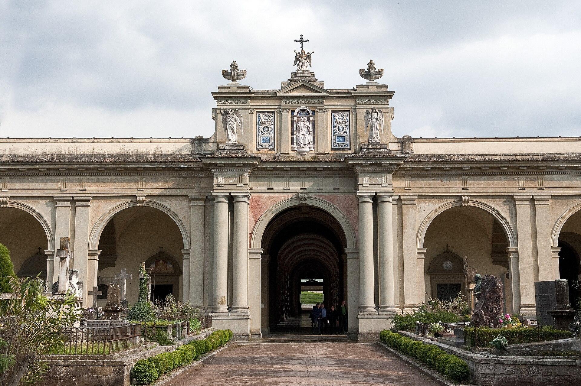 Cimitero monumentale della misericordia wikipedia - Misericordia bagno a ripoli ambulatori ...