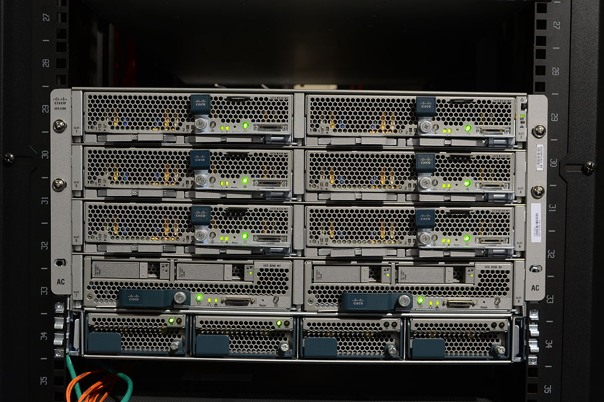 Cisco Unified Computing System Wikipedia