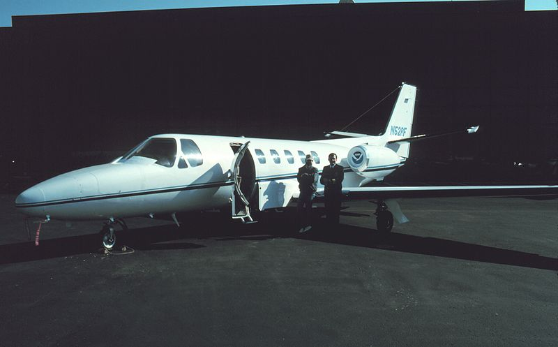 Dosya:Citation II NOAA geod2028.jpg