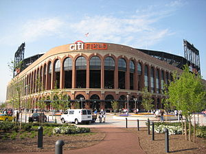 Willets Point, Queens - Citi Field, which opened in Willets Point in 2009