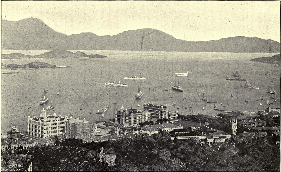 City of Victoria, Hong Kong
