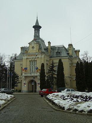 Botoșani City Hall