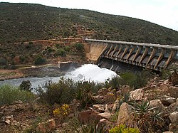 Die Clanwilliam-dam