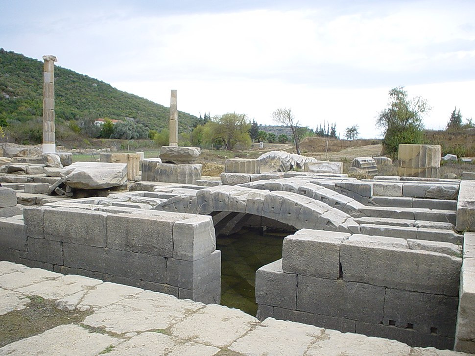 Claros temple 2004-11-14