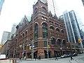 Classy old Brownstone, Richmond facade, between Victoria and Yonge, 2014 05 02 (12).JPG - panoramio.jpg