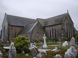 Cloyne - Cloyne Cathedral