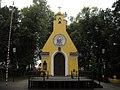 Cmentarz wojskowy w Radzyminie - kaplica 01.JPG